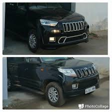 modified mahindra jeep mahindra tuv300 front comparo modified to jeep cherokee indian