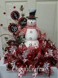 Table Centerpiece Christmas Decorations by