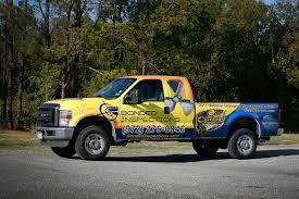 Ford Camo Truck Wraps - city news car wrap city