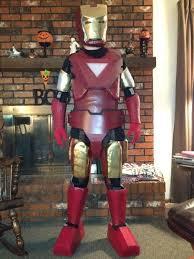 Halloween Costumes Iron Man Iron Man Mark Vi Costume 8 Steps Pictures
