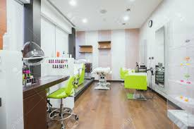 modern beauty salon interior stock photo picture and royalty free