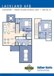 lackland afb frank tejeda floor plans