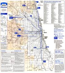 Chicago Toll Roads Map by Chicago U0027 U0027l U0027 U0027 Org System Maps Route Maps