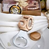 50th anniversary favors 50th golden anniversary party favors wedding favors unlimited