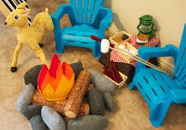 restlessrisa diy campfire set