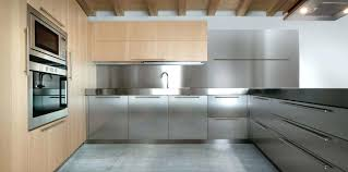 stainless steel kitchen cabinets cost stainless steel kitchen cabinets cost u2014 decor trends the