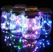Lights In Vase Party Decoration Micro Led Seed Vine Vase Lights Wedding
