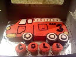 best 25 fire truck cupcakes ideas on pinterest firefighter