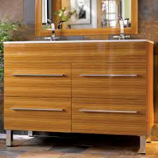 All Wood Vanity For Bathroom Bathroom Solid Wood Vanity Wood Floor In Bathroom Wood Finisin