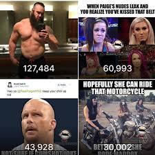 Paige Meme - meme gene okerlund wwe memes meme gene instagram photos and