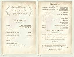 exle of wedding program wedding program flow philippines wedding ideas 2018