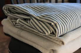 ticking bedspread images reverse search