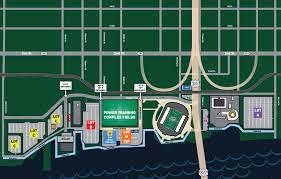 Portland Parking Map Parking Philadelphia Union