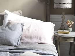Linen Bed Covers - easy care bed linen lazy linen loaf loaf