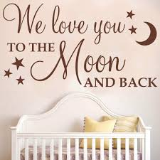 Removable Wall Decals For Nursery by Aliexpress Com Buy Diy Removable Wall Stickers