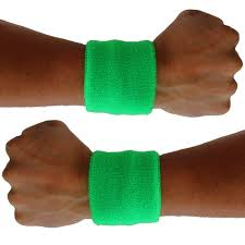 sweatbands for x80 neon sweatband 2 pack 80s