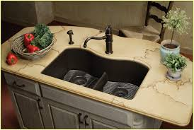 Black Granite Kitchen by Kitchen U0026 Dining Black Granite Kitchen Sinks Composite Granite