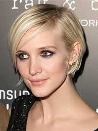shaved sides haircut square face 30 short haircuts for women based on your face shape