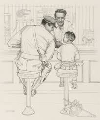 norman rockwell for sale