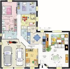 plan maison 4 chambres suite parentale plan maison plain pied 4 chambres avec suite parentale bricolage
