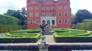 Royal Botanic Gardens Kew by Kew Palace At Royal Botanical Gardens Kew Kewgardens Kewpalace