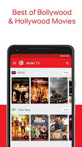 airtel tv movies tv series live tv android apps on google play