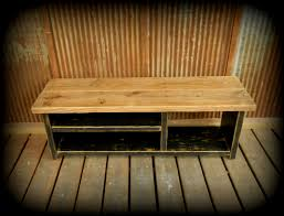 Boot Bench by Bench With Shoe Cubby Bench Decoration