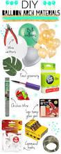 petite modern life diy balloon arch tips and tricks petite
