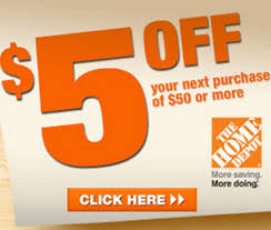 home depot 2013 black friday home depot coupon 5 off 50 coupons 4 utah