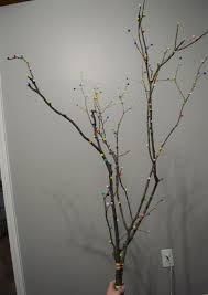 Pom Pom Trees Pretty Pops Of Color A Diy Pom Pom Tree Loving Here