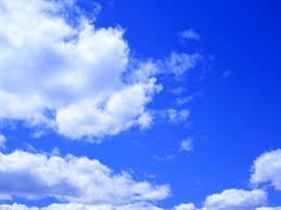 blue and white wallpaper 20 green sky landscape scenery