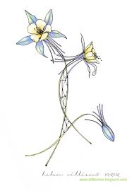 columbine flower photos tattoo designs archives tattoo art