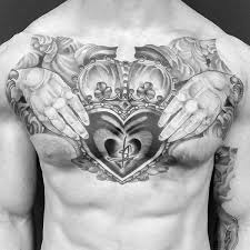 16 great claddagh tattoos