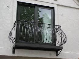 Wrought Iron Patio Doors by Wrought Iron Outdoor French Balcony Outdoor Decorative French