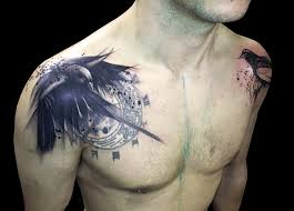 92 best tattoo ideas images on pinterest mandalas raven tattoo