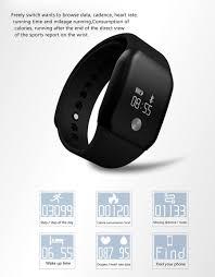 a88 smart watch dynamic heart rate blood oxygen monitor