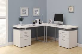 L Shaped Desk Monarch Specialties Inc L Shape Corner Desk Reviews Wayfair