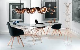 Metal Home Decorating Accents 25 Modern Ideas Adding Metallic Shine To Interior Design And