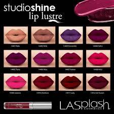 buy la splash studio shine lip lustre online at www