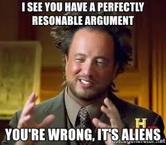 Meme Aliens Generator - ancient aliens meme generator