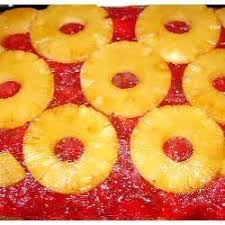 rhubarb pineapple upside down cake recipe allrecipes com