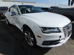 damaged audi for sale 2014 audi s7 premium car for sale at auctionexport