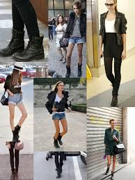 fashion motorcycle boots shoes dilemma combat or motorcycle boots for 2014 winter the