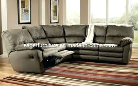 Small Sectional Sofa With Recliner by Small Scale Sectional Sofa Recliner Small Sectional Sofa With