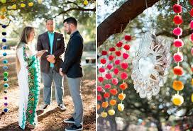 dia de los muertos inspired wedding nayeli bradford green