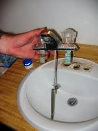 How To Install A Bathroom Faucet by How To Change Yer Friggin U0027 Bathroom Faucet