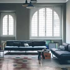 Le Corbusier LC Seater Sofa Cassina AmbienteDirectcom - Corbusier sofas