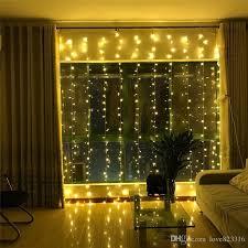 400 led outdoor christmas lights 4mx3m led christmas lights string 400 leds curtain light party fairy