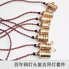 pendant light kit vintage light bulb pendant light kit diy accessories fashion pendant