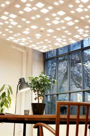 lexus international tiles elac embroidered light for acoustic ceilings designboom com